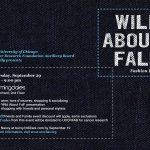 Auxiliary Board Fall Fashion Show 2016